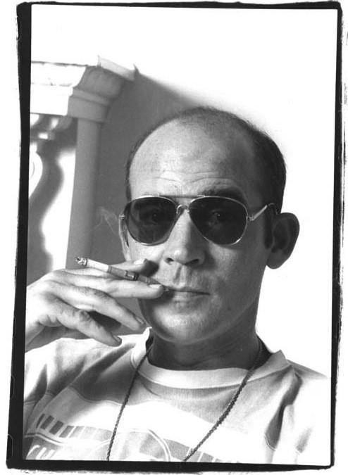 Hunter S. Thompson (1937-2005)