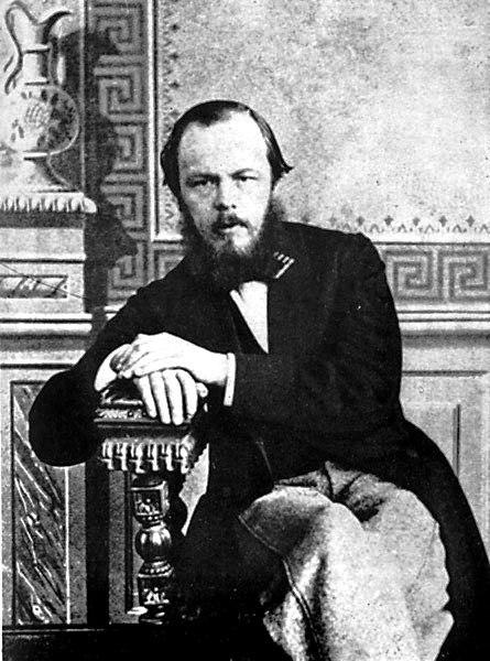 Fyodor Dostoyevski (1821-1881)