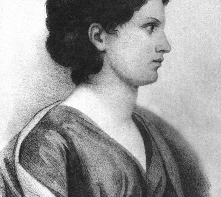 Karoline von Günderrode (1780-1806)